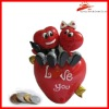 polyresin piggy bank for promotion gifts