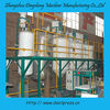 (1-500t/d)multipuopose edible mini soybean oil refinery line with ISO certification