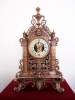 art bronze clock JMT 05017
