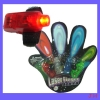 laser finger light beams