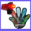 laser finger light beams