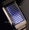 2012 new product 72 lights led watch