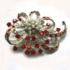 wedding invitation brooch