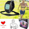 5.3k wireless heart rate watch with chest belt