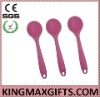 Nontoxic silicone soup ladle(eco-friendly)
