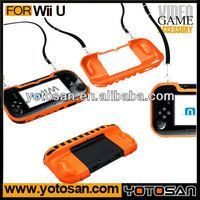Fashion TPU Case Cover For Wii U Gamepad
