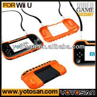 Fashion TPU Case Cover For Wii U Gamepad