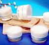 Empty Plastic Cosmetic Container Acrylic Jar/Cosmetic Cream Jar