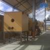 Garnet sand dryer Hongji Brand