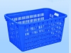 all styles of hdpe food grade plastic turnover basket