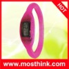 Glitter Silicone Watch