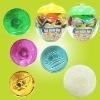 Coin Bubble Gum In Saving Pot( bulk candy gum)
