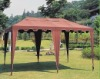 3x4 M gazebo tent with the steel frame