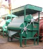 Top feeding iron ore magnetic separator