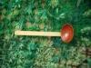 bambu coated soup ladle