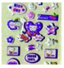 High Quality PVC Bubble Sticker