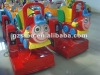 GM5527 coin operated kiddie rides, amusement park ride, train kiddie rides