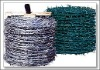 HOT! HOT!!! Lower price of Barbed Wire (Gal. and pvc )