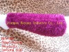 pink Feather Yarns Knitted ladies decorate leg warmer