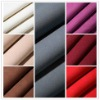 Latest fashion microfiber leather material for women's bag& purse