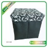 Folded storage box stool(XC-S-05)
