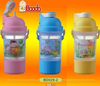 children water bottle ( 300ML) drinking bottle, plastic water bottle