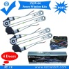 hot selling universal car Power Window Kits,4doors,top quality power window system,CE passed!