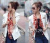 New Korea Fashion Long Sleeve One-button Ladies Suit Blazer