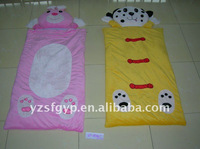 fangle plush toy fashion sleeping bag