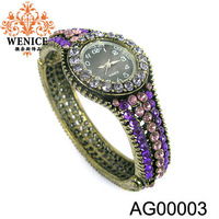 2013 fashion mechanical jewelry watch