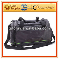 Nylon travel bags with compartments (ISO9001)