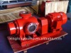 double suction series twin screw pumps for oil and other viscous medium