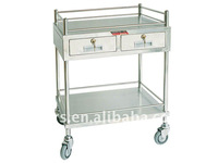 ZY02 Treatment Trolley with Drawers