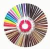 color ring/human hair