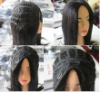 hair factory wholesale cheap price remy human hair u part shaped wig women's wig