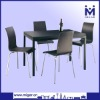 Home use dining set in simple design MGT-6579