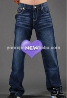 2012 men special jeans,women wearing leisure jeans, original jeans,free shipping