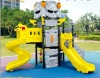"Playground Equipment ""CHINA 500 TOP BRAND "" Light Up Your Dream The Best Kids Play System (HA-06801)"