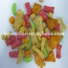 flavored and mixed rice cracker