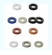 Resin Washers - Standard (Resin Collars - Flanged )