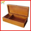 eye catcing wooden golf ball display box