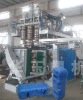Multi-layer co-extrusion blow molding machine