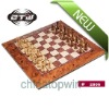 Magnetic Mahogany game chess toys (G-LB2806)