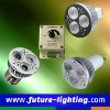 high power 3*3w led GU10
