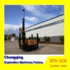 XFD-200 portable water well drilling rig