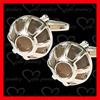 Brown cat eye stone Novelty cufflink Gifts 2012