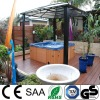 luxurious garden outdoor whirlpool