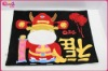 Chinese new year foot shoe cushion