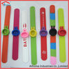 round shape beautiful slap watches for kids