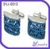 2012 newest stainless steel cuff links